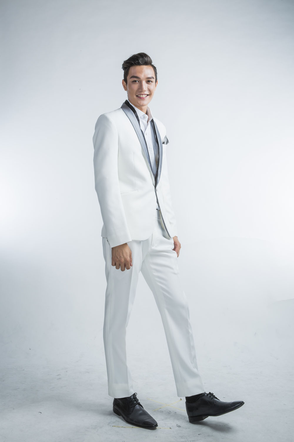 Beautiful Men White Wedding Suits Mold - All Wedding Dresses ...